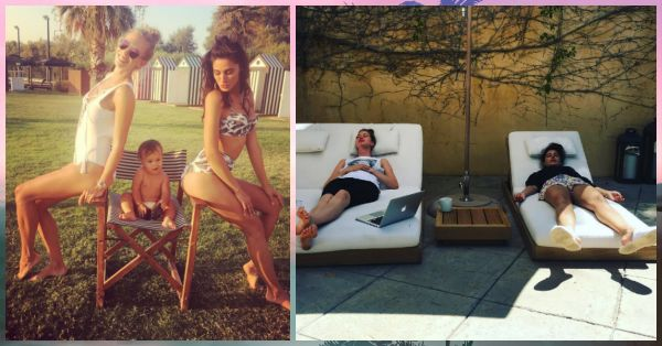 Chhutti With Besties - Nargis Fakhri's Vacay Pics Are AWESOME!
