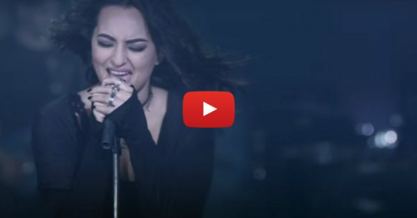 Sonakshi Sinha Like *Never* Before - This Song Is BADASS!!