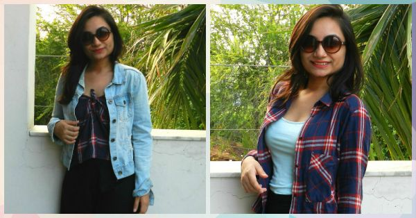 #FashionDiaries: I Turned A Dress Into TWO Tops - No Stitching!