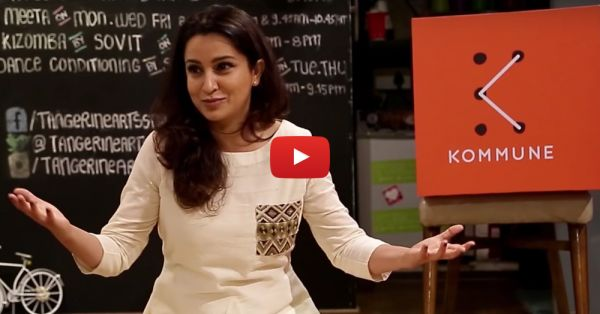 "You Won't ​*Believe*​ Tisca Chopra's ""Casting Couch"" Story!!"