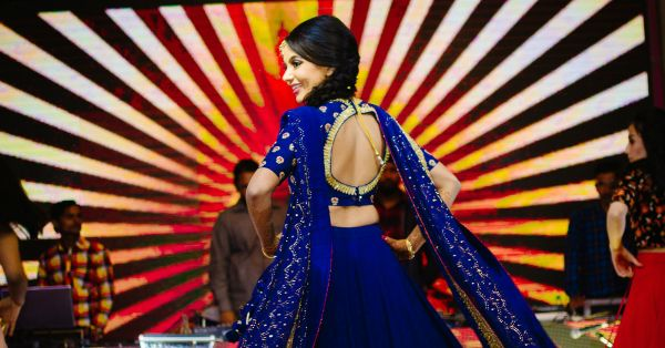 The *Prettiest* Blouse Designs To Inspire Your Shaadi Style!
