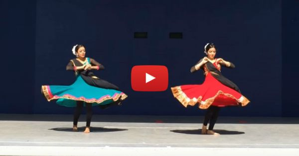"This Indian Dance Performance On ""Breathless"" Is AMAZING!"