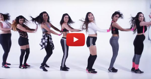 "These Girls Dancing To ""Kamli"" Will Make Even Katrina Jealous!!"