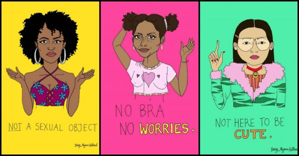 8 Things EVERY Girl Wants To Tell The World… Illustrated!