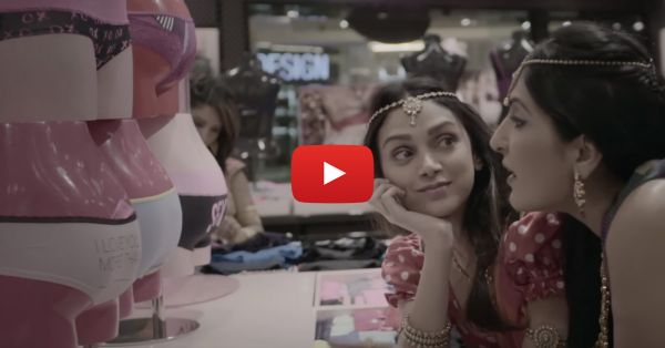"Aditi Rao Hydari As ""Draupadi"" - This Short Film Is Hilarious!"