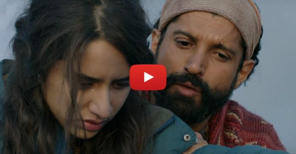 "Farhan & Shraddha?! The ""Rock On 2"" Teaser Looks AMAZING!!"
