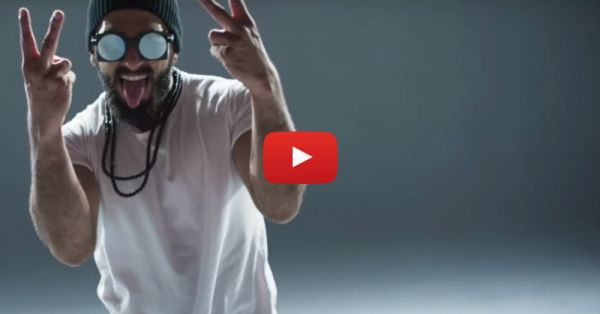 Ranveer Singh's Crazy Yet Awesome Rap Will Make Your Day Better