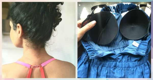 #FashionDiaries: 3 Bra Hacks That Made My Life SO Much Easier!