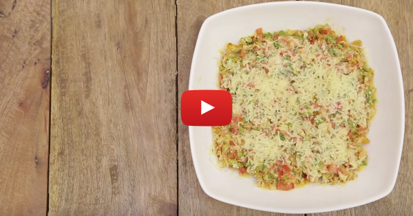 How To Make The Ultimate Cheesy Nachos!