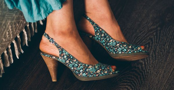 17 Not-So-High Heels To Take You From Cute To Super Stylish!