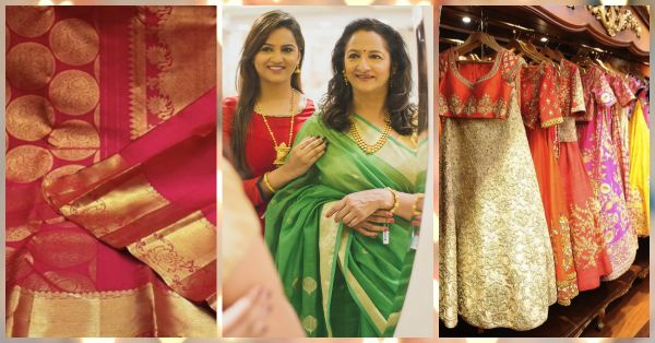 #ShaadiDiaries: Shopping For The Bride's Mom & Sister...