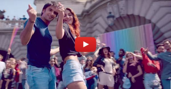 Why Say 'I Love You' When You Can Dance? This Song Is AWESOME!