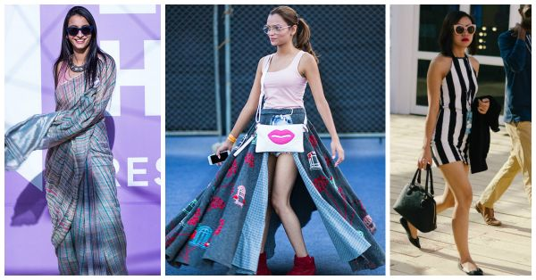 7 Outfits SO Pretty That We Can't Stop Staring At Them!