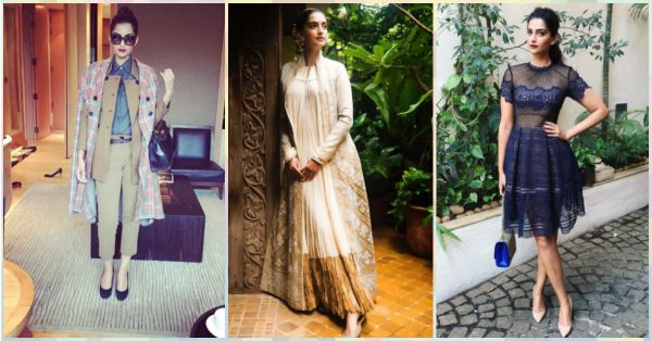 15 Stunning Sonam Looks That Made Us Want To Steal Her Clothes!