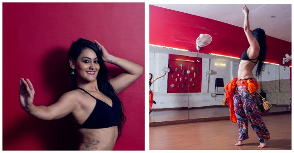 Meher Malik's Belly-Dance On