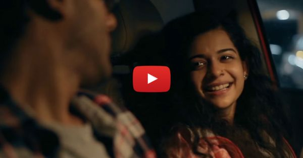 A Romantic Long Drive With Him... This Video Is TOO Adorable!