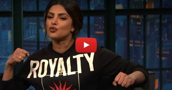Priyanka Chopra Did The Slo-Mo 'Baywatch Run' & NAILED It!