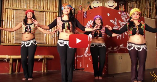 This Belly Dance On 'Da Da Dasse' Is Just AWESOME!