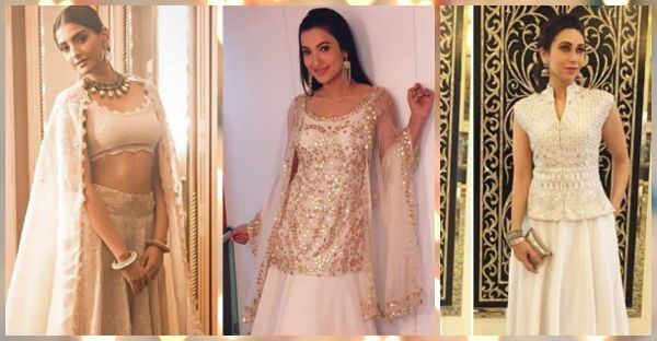 10 Stunning Celeb Inspired Blouses To Rock This Shaadi Season!