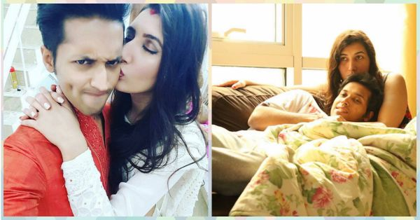 Silly, Sweet, Adorable... Durjoy Datta's Pics Are Couple Goals!