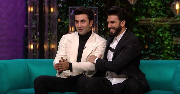 14 Times Ranbir & Ranveer Were Hilarious On 'Koffee With Karan'!