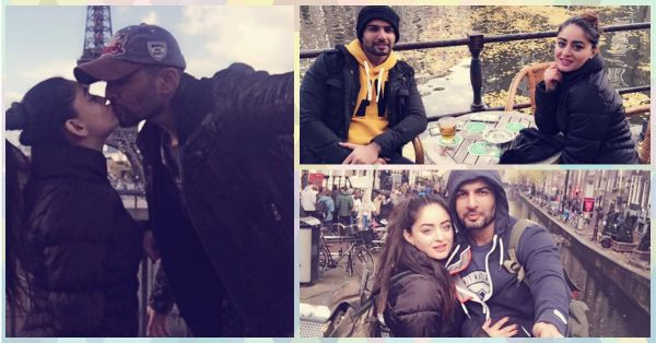 #Aww: Jay & Mahhi's Romantic Paris Vacay Is EVERY Girl's Dream!