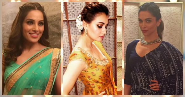 11 Celeb Inspired Hairstyles For The Next Shaadi You Attend!