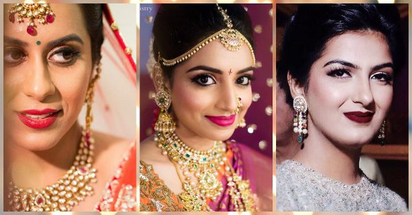10 Bridal Makeup Artists You NEED To Check Out - Our Top Picks!