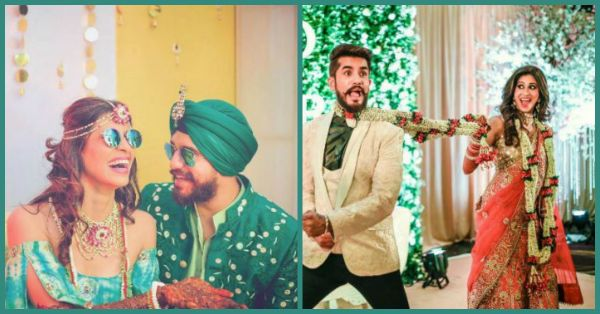 This Celeb's Beautiful Wedding Pics Are Giving Us Shaadi Goals!