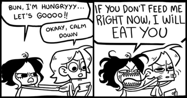 9 hilarious comics that are just too true for every girl popxo