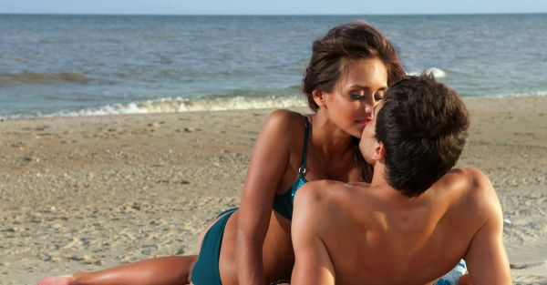 #MyStory: We Tried To Have Sex On The Beach But…