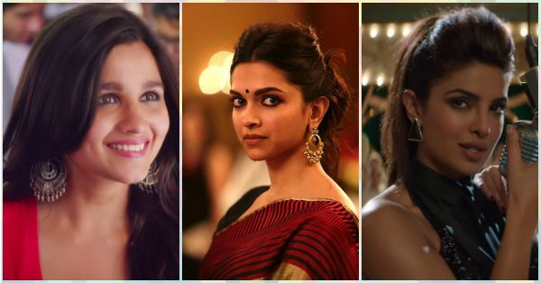 10 Gorgeous 'Bollywood Style' Earrings - In Your Budget!!
