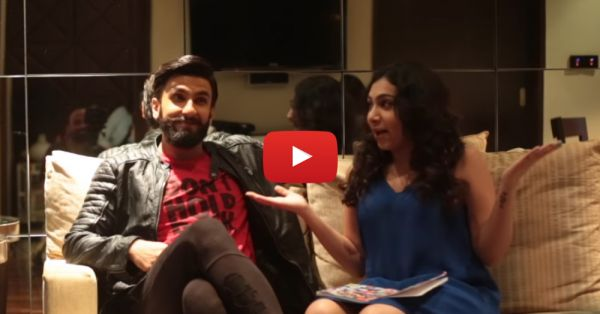 Ranveer: 'I Had My First Kiss When...' - This Is A Must Watch!