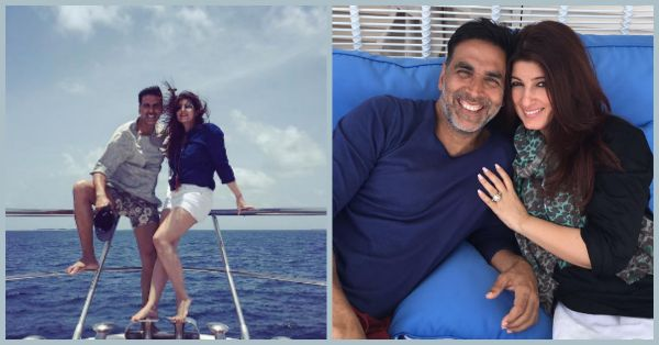 7 Times Akshay & Twinkle Made Us Believe In Happily-Ever-After!