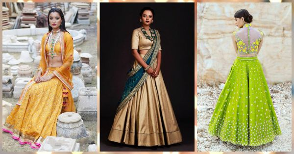 10 Less Known But FAB Designer Labels For That Bridal Lehenga!