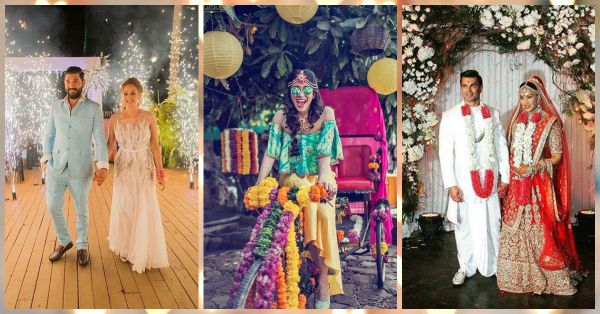10 *Amazing* Shaadi Ideas To Steal From Celebrity Wedding!