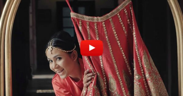 This Beautiful Version Of 'Din Shagna Da' Is For EVERY Bride!