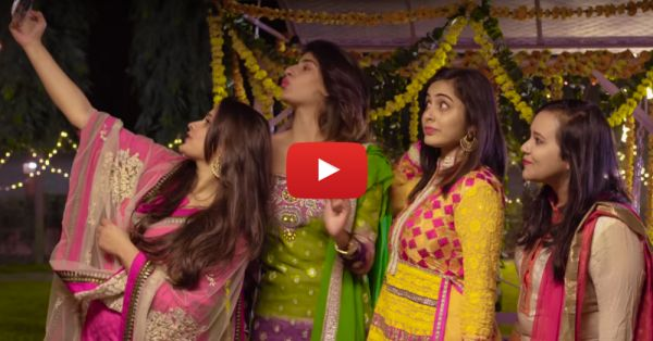 Types Of Girls At A Shaadi - This Is EVERY Indian Girl Ever!