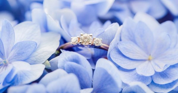 Engagement Ring Designs For The Bride Who Likes To Be Different!