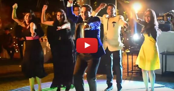 This Groom Danced To 'Tenu Leke Main Javanga' & It's Ah-mazing!