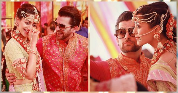 These 15 Pics From This Celeb's Shaadi Will *Steal* Your Heart!