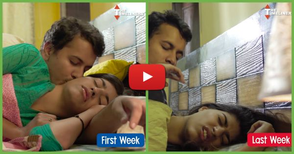 The *First* Week With Him… vs Last Week: This Is A MUST Watch