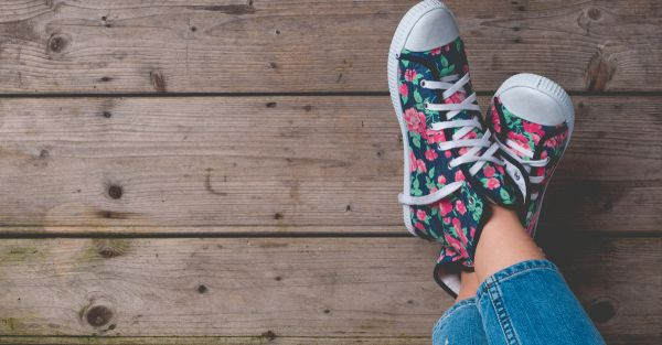 15 *Printed* Sneakers That Are Perfect For EVERY College Girl!