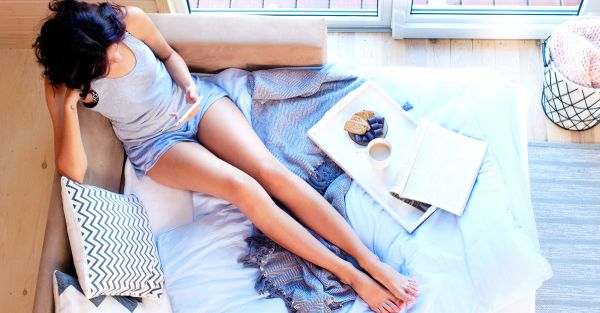 10 Ways To Make Your Period A Bit More Comfortable!