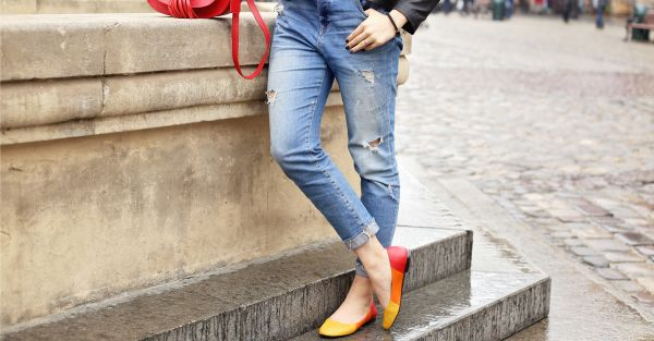 15 Closed-Toe Flats That'll Look FAB With Any Outfit!