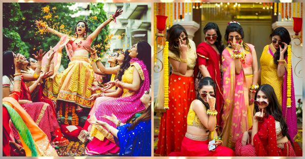 #GirlSquad: 10 Pictures EVERY Bride Must Click With Her Besties!