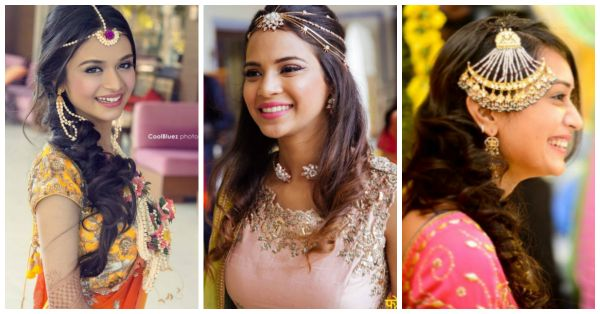 Summer Wedding? 10 FAB Hairstyles For Your Mehendi Function!