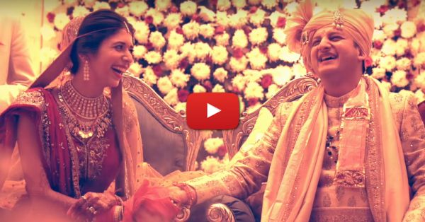 This Wedding Video Is So Magical It'll Make EVERY Girl Sigh!