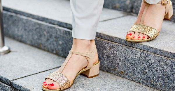 Move Over Stilettos: 15 Block Heels That Are SO Sexy!