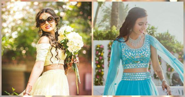 10 Gorgeous Bridal Blouse Designs To Inspire Your Shaadi Style!